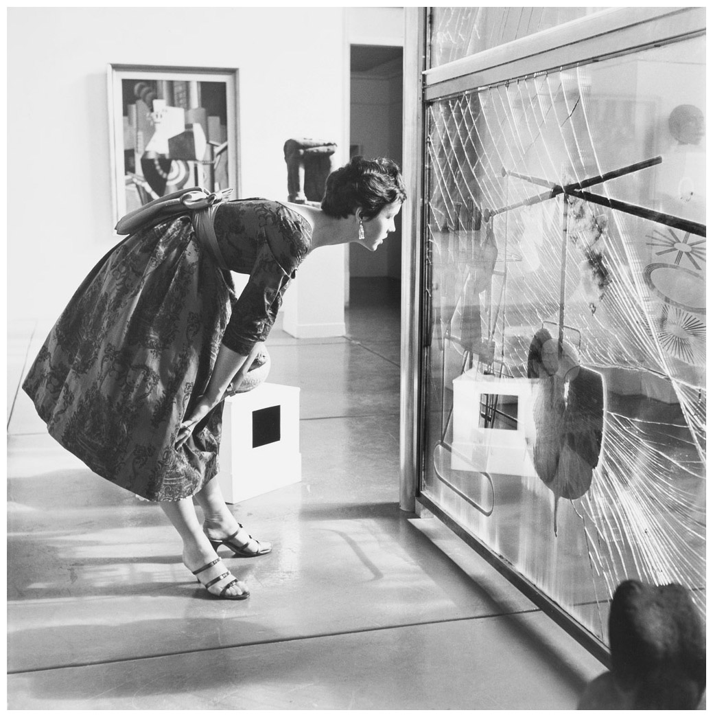 Duchamp, The Large Glass. 1915-23