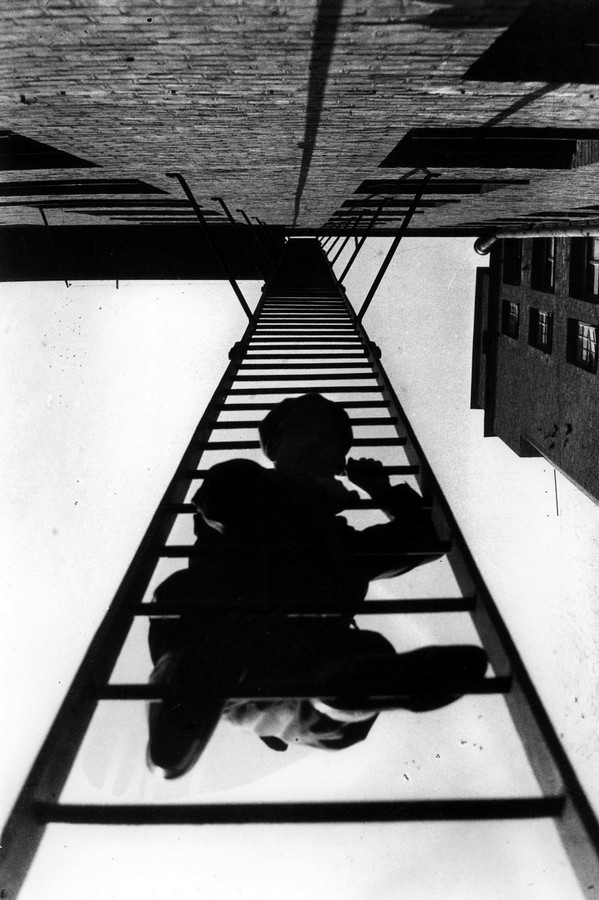 Rodchenko, Fire Escape, 1927