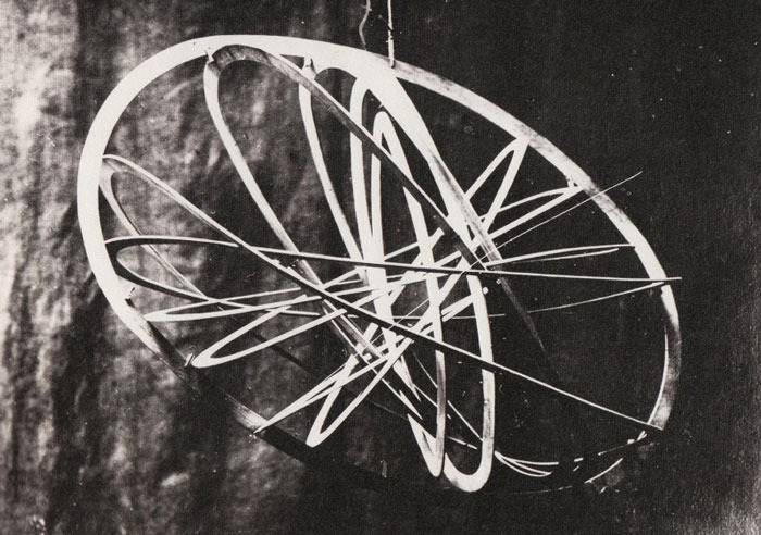 Rodchenko, Construction No12, 1920