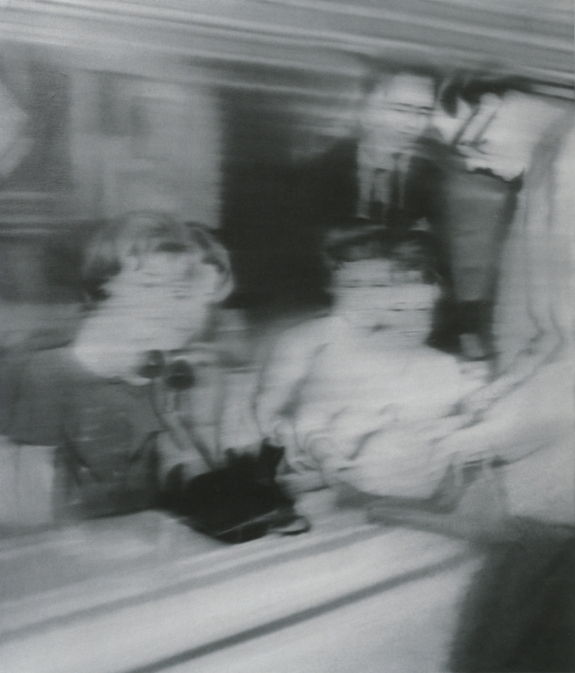 Gerhard Richter, Tourist Office, 1966