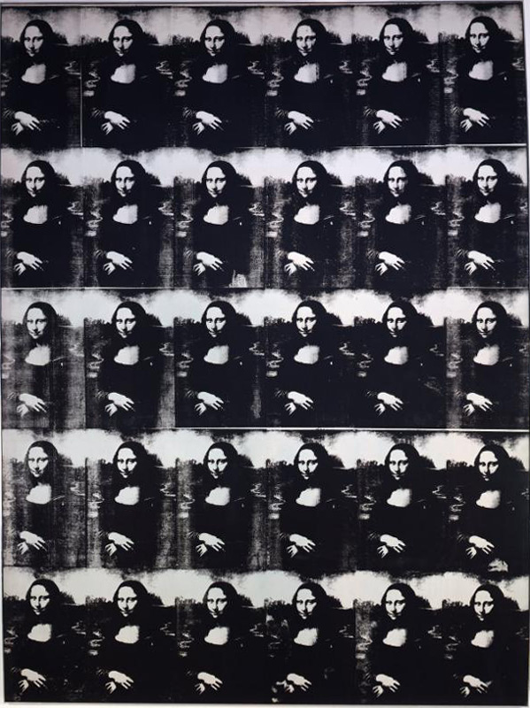 Andy Warhol, Thirty are better than one, 1963