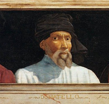 Donatello probably by Paolo Uccello