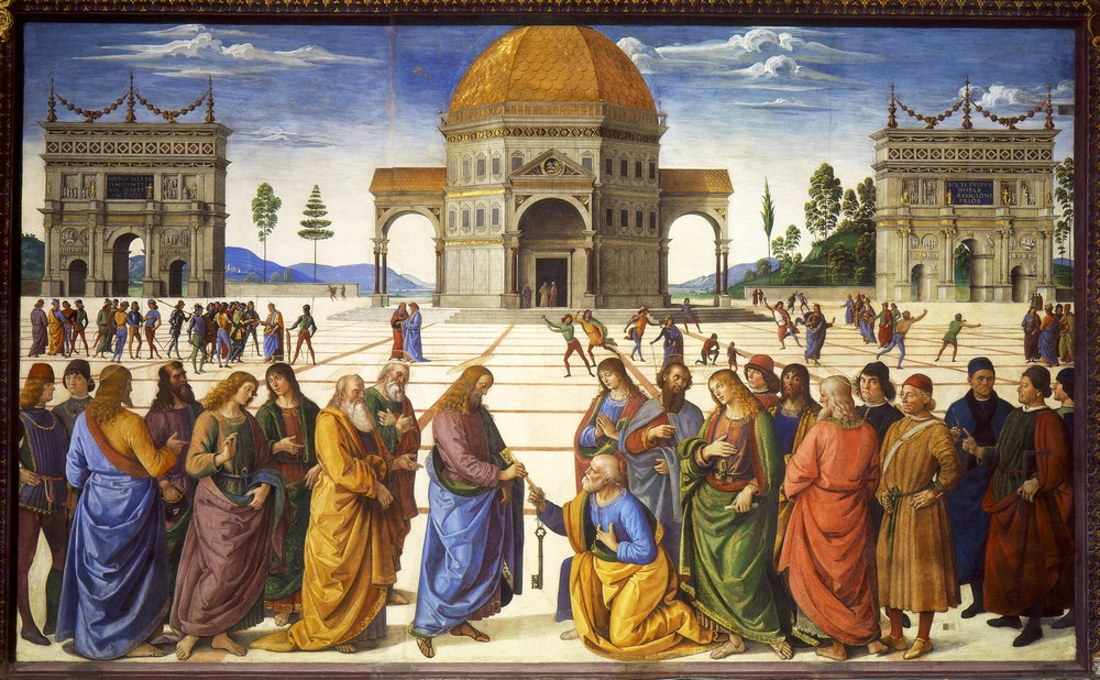 Perugino Delivery of the Keys