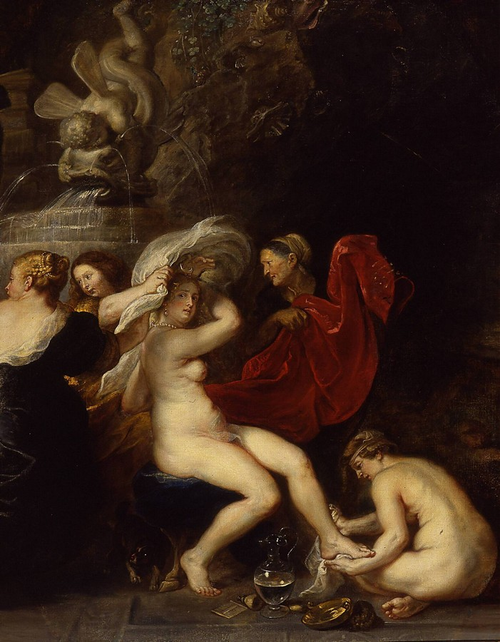 Rubens, Bath of Diana, 1635-40