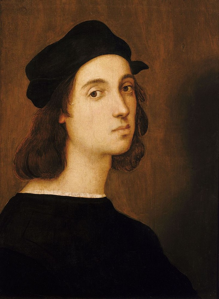 Raffaello,  Self Portrait